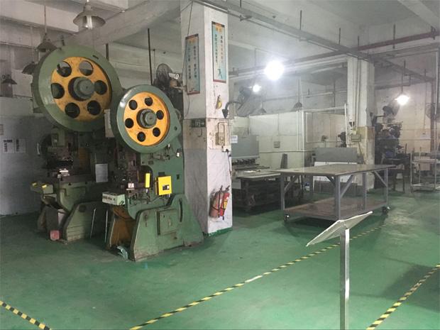 生产车间-东虹鑫