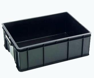 DH0102 黑色防静电周转箱