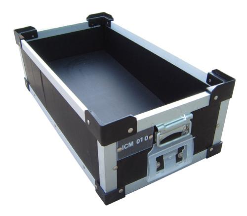 DH-A2防静电中空板周转箱