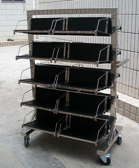 DH0204防静电PCB板周转车