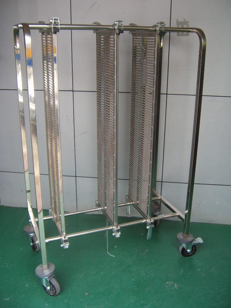 DH0209 不锈钢防静电PCB板周转车