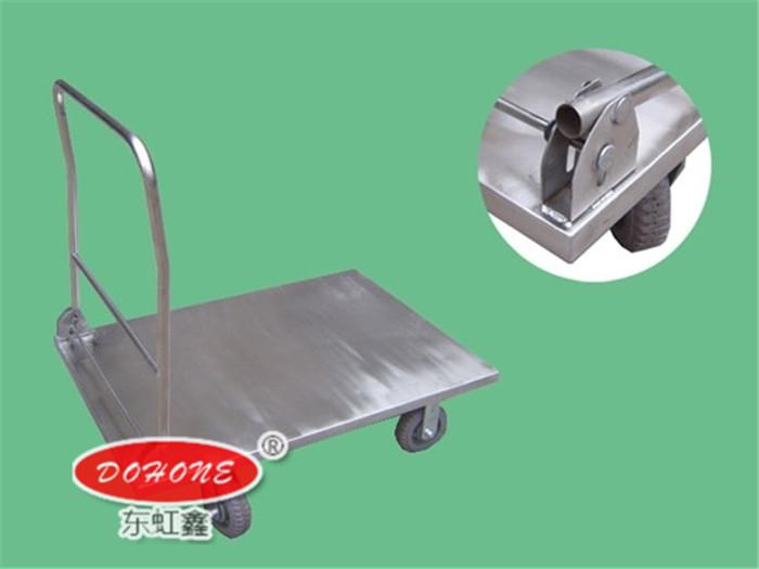 DH-A10单层折叠手推车