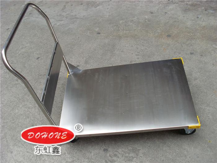 DH-A11不锈钢单层手推车