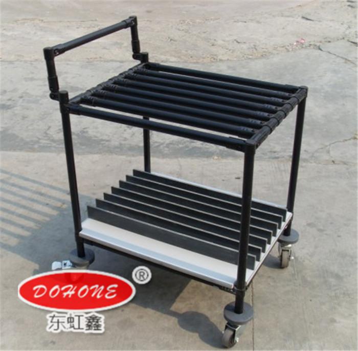 DH-E02防静电复合管手推车