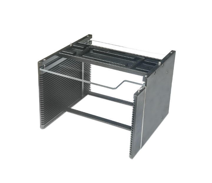 8寸晶圆切割框架盒