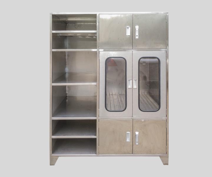 多功能不锈钢钢网柜定制厂家