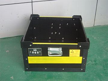 防静电中空板周转箱001