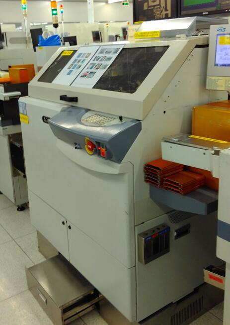 AD828自动固晶机,安全盖板改造,机器安全门改造