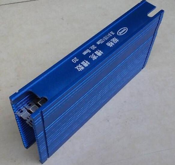 半导体IC封装专用铝料盒