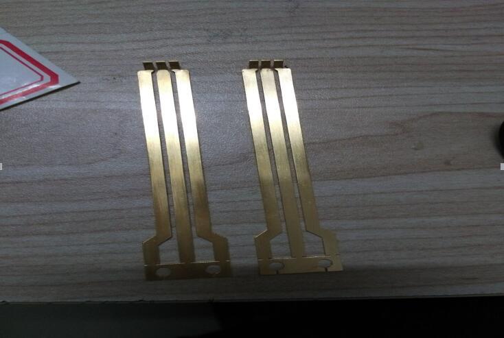 DIP、SOP、SSOP、TSSOP、SOT、TO、MT、5050-金手指 GOLDEN FINGER (半导体测试爪 CONTACT PIN)东虹鑫静电器材