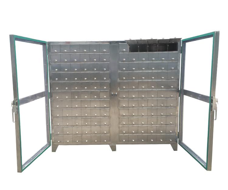 工业不锈钢储物柜厂家