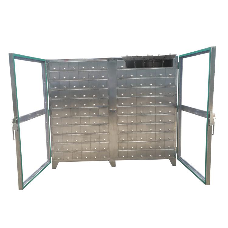 不锈钢零件整理柜定制