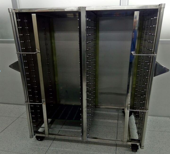 机器卡板存放柜