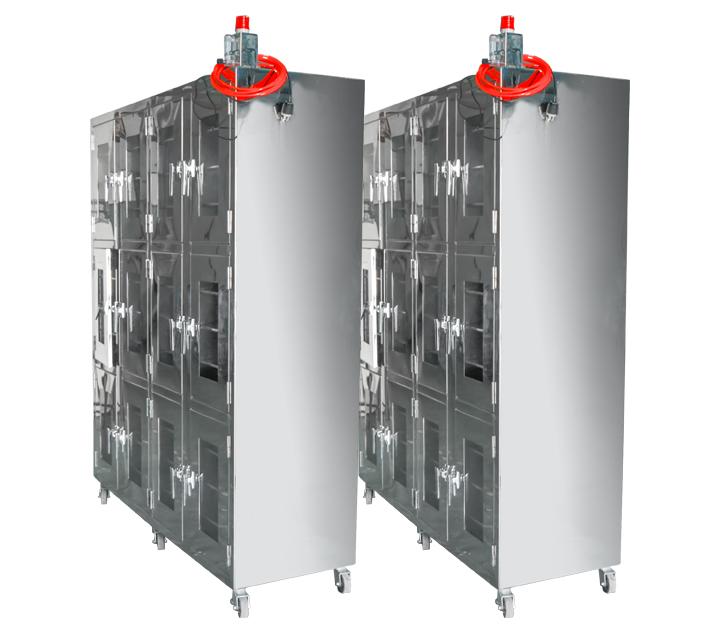 新款不锈钢氮气柜