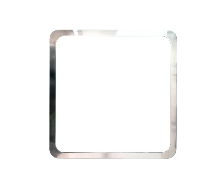 方形晶圆环